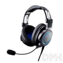 Audio-Technica ATH-G1 prémium fekete gamer headset