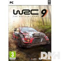 WRC 9 PC játékszoftver