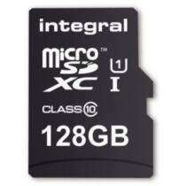 Integral 128GB micro SDHC SDXC Cards C10 - Ultima Pro X+OTG Reader