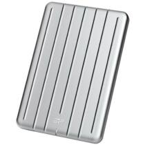 External HDD Silicon Power Armor A75 2.5'' 2TB USB 3.1, thin, shockproof, Silver