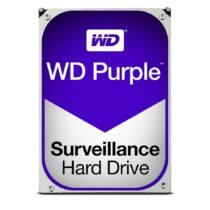 Internal HDD WD Purple 3.5'' 2TB SATA3 64MB