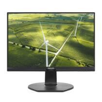 Monitor Philips 241B7QGJEB/00 23,8'', panel IPS; HDMI/DP/DVI-D; speakers
