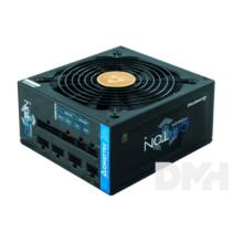 Chieftec Proton BDF-750C 750W 80+ bronz 12cm ventilátorral moduláris dobozos tápegység