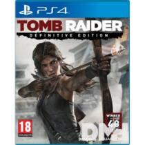 Tomb Raider - The Definitive Edition PS4 játékszoftver