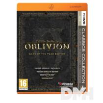 The Elder Scrolls IV: Oblivion Game Of The Year Edition Classic Collection PC játékszoftver