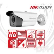 Hikvision DS-2CE16D0T-IT3F kültéri, 2MP, 2,8mm, IR40m, 4in1 HD analóg csőkamera