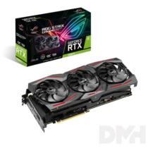 ASUS ROG-STRIX-RTX2080TI-O11G-GAMING nVidia 11GB GDDR6 352bit PCIe videokártya