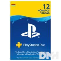 Playstation Plus 365 napos előfizetés (kártyás kivitel)