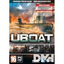 Uboat PC játékszoftver