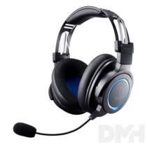 Audio-Technica ATH-G1WL prémium vezeték nélküli fekete gamer headset