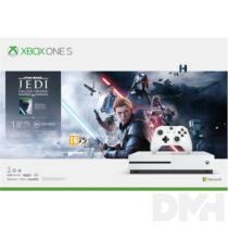 Microsoft XBOX One S 1TB konzol + Star Wars Jedi: Fallen Order játékszoftver