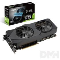 ASUS DUAL-RTX2080S-8G-EVO-V2 nVidia 8GB GDDR6 256bit PCIe videokártya