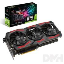 ASUS ROG-STRIX-RTX2060S-8G-EVO-GAMING nVidia 8GB GDDR6 256bit PCIe videokártya