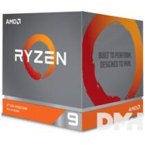 AMD Ryzen 9 3900X 3,80GHz Socket AM4 64MB (3900X) box processzor