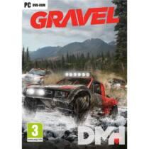 Gravel PC játékszoftver