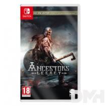 Ancestors Legacy Day One Edition Nintendo Switch játékszoftver