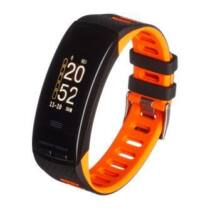 Garett Fit 23 GPS Fekete - Narancs Okoskarkötő