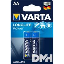 VARTA High Energy AA alkáli ceruza elem 2db/bliszter