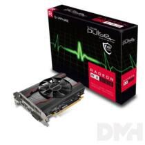 SAPPHIRE PULSE RX 550 4GB AMD 4GB GDDR5 128bit PCIe videokártya