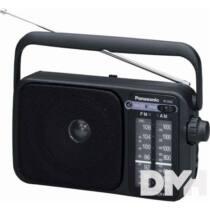 Panasonic RF-2400DEG-K hordozható rádió fekete