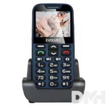 """Evolveo Easyphone XD EP-600 2,3"""" kék mobiltelefon"""