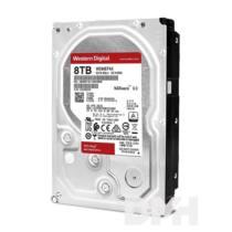 "Western Digital 3,5"" 8000GB belső SATAIII 5400RPM 256MB RED WD80EFAX winchester 3 év"