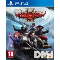 DIVINITY: ORIGINAL SIN 2 - Definitive Edition PS4 játékszoftver