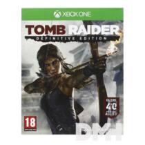 Tomb Raider - The Definitive Edition XBOX One játékszoftver