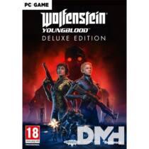 Wolfenstein Youngblood Deluxe Edition PC játékszoftver