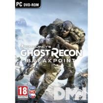 Tom Clancy`s Ghost Recon Breakpoint PC játékszoftver