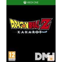 Dragon Ball Z: Kakarot XBOX One játékszoftver