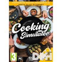 Cooking Simulator PC játékszoftver