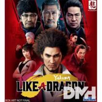 Yakuza: Like a Dragon Day Ichi Edition Xbox One/Series X játékszoftver