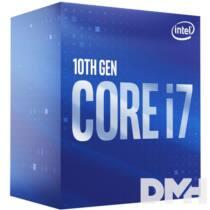 Intel Core i7 2,90GHz LGA1200 16MB (i7-10700) box processzor