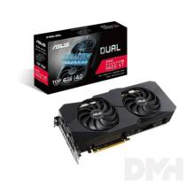 ASUS DUAL-RX5600XT-T6G-EVO AMD 6GB GDDR6 192bit PCI-E videokártya