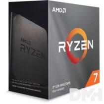 AMD Ryzen 7 3800XT 3,90GHz Socket AM4 32MB (3800XT) box processzor