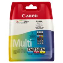 Canon CLI526 CMY tintapatron csomag  MG5150/MG5250/MG6150/MG8150