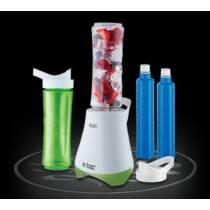 Blender Russell Hobbs 21350-56 Explore Mix&Go | 300W | white-green