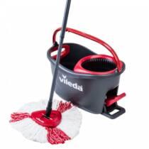 Vileda Mop Easy Wring and Clean Turbo | zestaw mop + wiadro