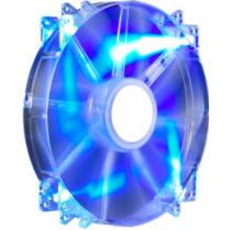 Cooler Master Mega FLow 200 x 200 x 30 mm kék LED ventilátor
