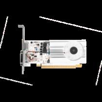 KFA2 GT 1030 Ex white LP, 2 GB GDDR5, SINGLE FAN, HDMI, DVI-D