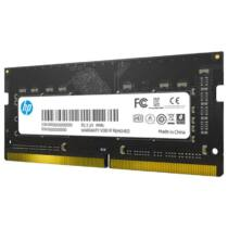 HP S1 Memória DDR4 4GB 2666MHz CL19 SO-DIMM 1.2V