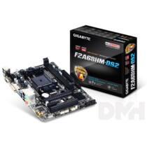 Gigabyte F2A68HM-DS2 AMD A68 Socket FM2 mATX alaplap