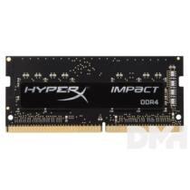 Kingston 16GB/2666MHz DDR-4 HyperX Impact (HX426S15IB2/16) notebook memória