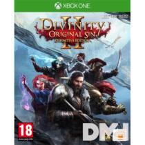 DIVINITY: ORIGINAL SIN 2 - Definitive Edition XBOX One játékszoftver