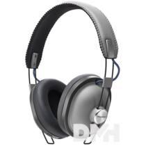 Panasonic RP-HTX80BE-H Bluetooth sötétszürke design mikrofonos fejhallgató