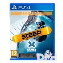 Steep X Games Gold Edition PS4 játékszoftver