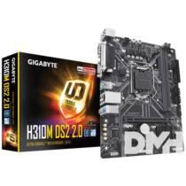 Gigabyte H310M-DS2 2.0 Intel H310 LGA1151 mATX alaplap