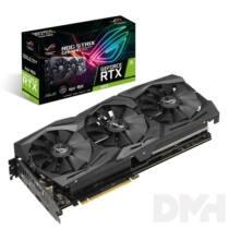 ASUS ROG-STRIX-RTX2070S-A8G-GAMING nVidia 8GB GDDR6 256bit PCIe videokártya