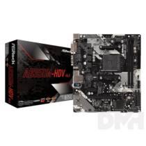 ASRock AB350M-HDV R4.0 AMD B350 SocketAM4 mATX alaplap